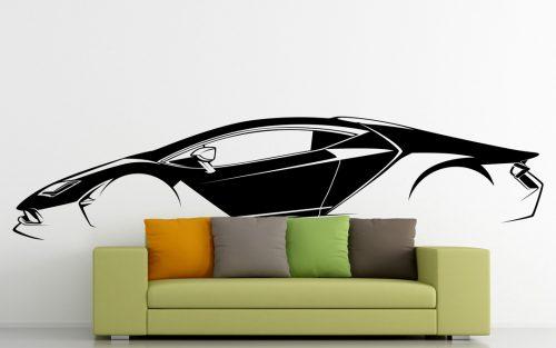 autós falmatrica luxus 2