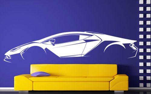 autós falmatrica luxus 5