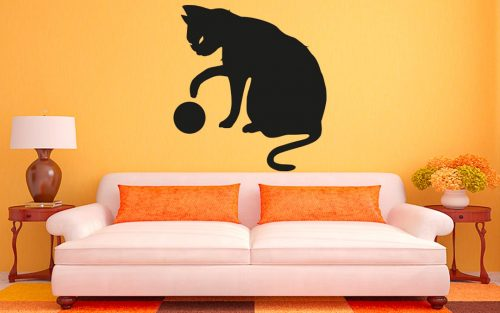 Cicás falmatrica macska labda 1