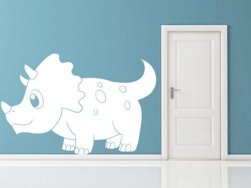 dinos falmatrica kölyök triceratopsz 4