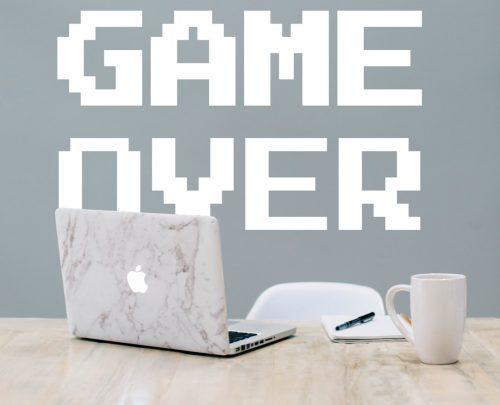 game over falmatrica 1