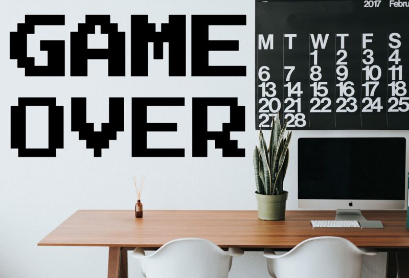 game over falmatrica 2