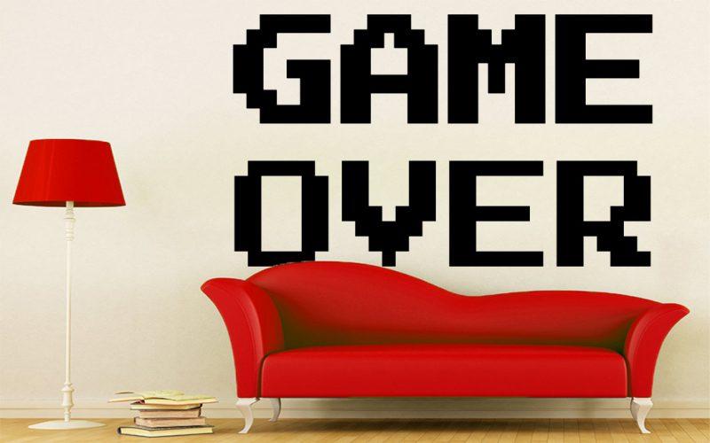 game over falmatrica 5