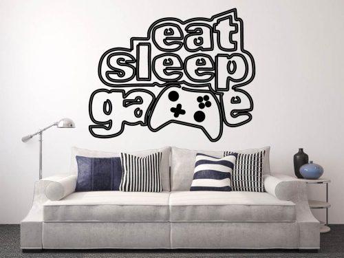 gamer falmatrica eat sleep 2
