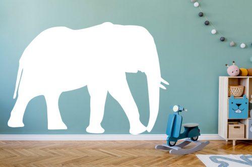 gyerekszoba falmatrica állatos elefánt 1
