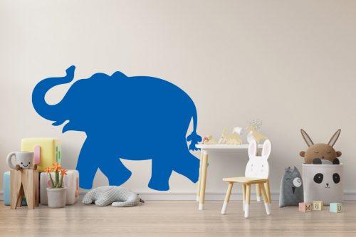 gyerekszoba falmatrica állatos elefánt 2 5