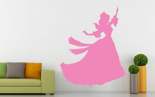 hercegnős falmatrica mesés 1