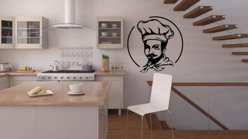 konyhai falmatrica chef 2