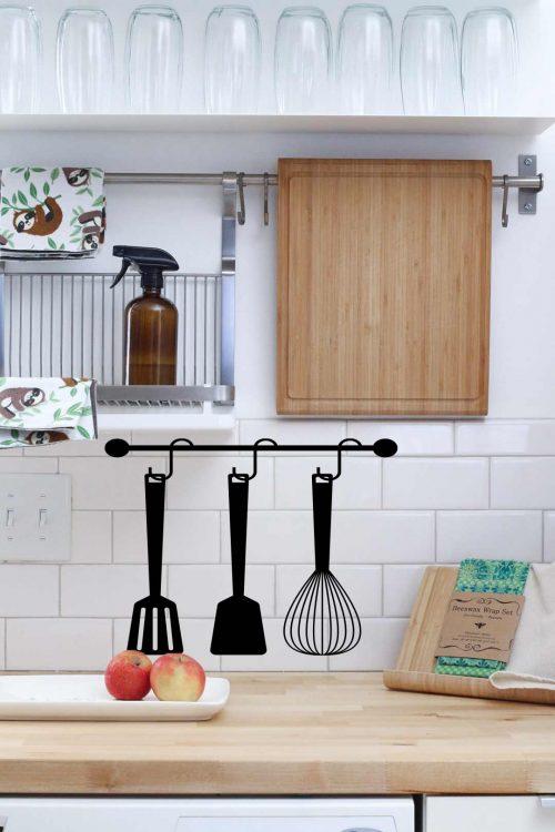 konyhai falmatrica evőeszközök 1