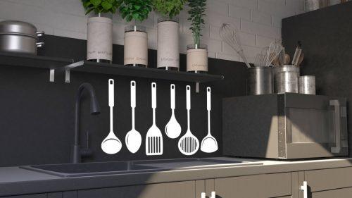 konyhai falmatrica evőeszközök 2 1
