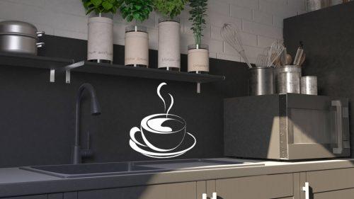 konyhai falmatrica kávé 1