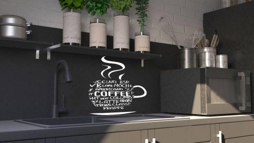 konyhai falmatrica kávé 2 5