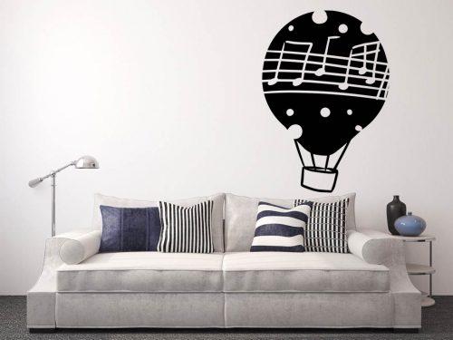 kottás hőlégballonos falmatrica 2