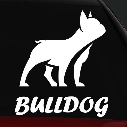 kutyás autómatrica állatos francia bulldog