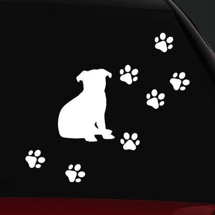 kutyás autómatrica állatos tappancs