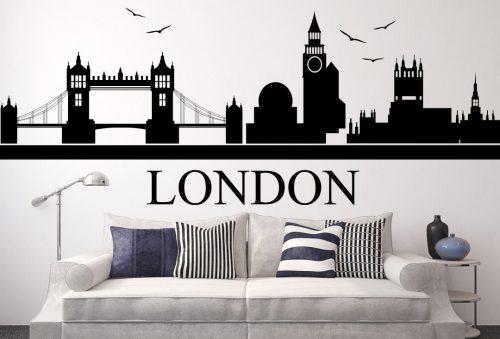 London város falmatrica 3 3