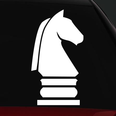 lovas autómatrica állatos sakkfigura