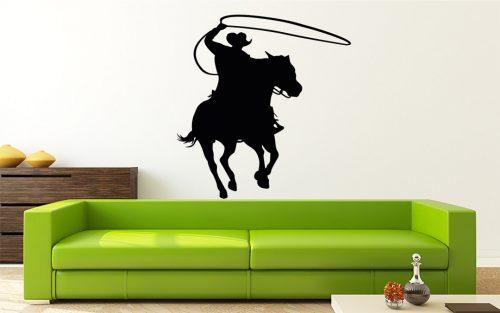 lovas falmatrica állatos cowboyos 2