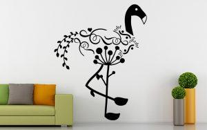 madaras falmatrica flamingó virágos 3