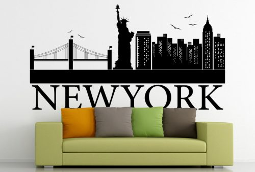 new york város falmatrica 2 2