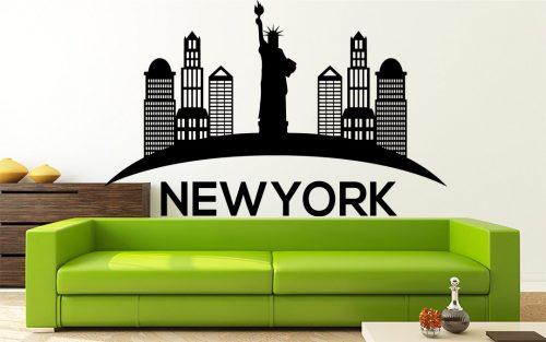 new york város falmatrica 3 1