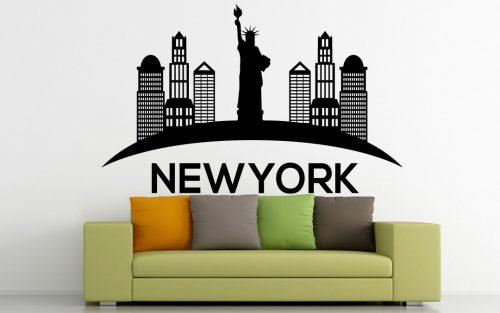 new york város falmatrica 3 2