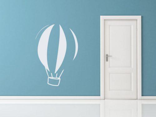 szofisztikált hőlégballonos falmatrica 5