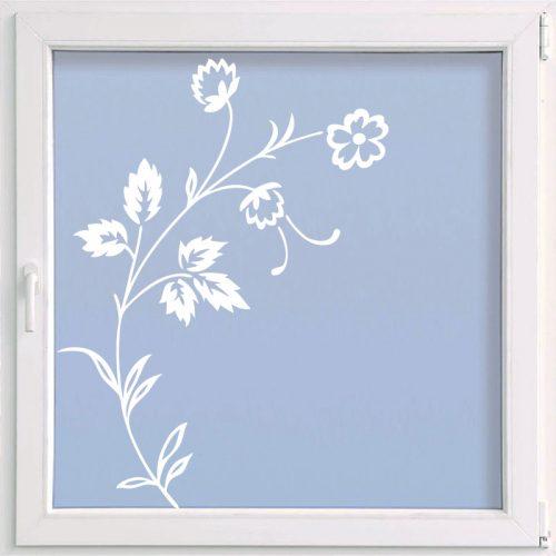 virágos ablakmatrica réti